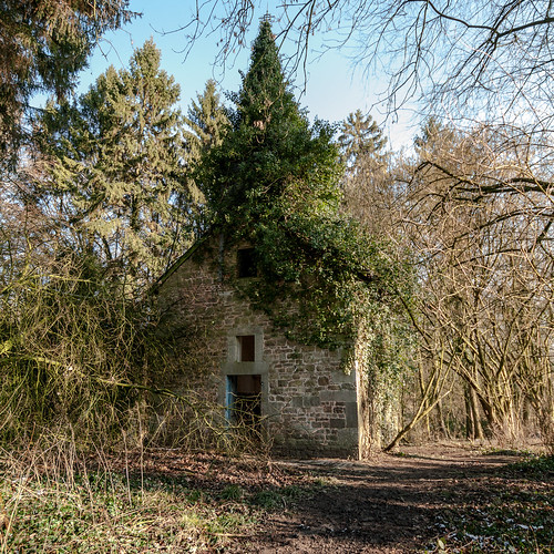 Huy, chapelle de Saint-Loup