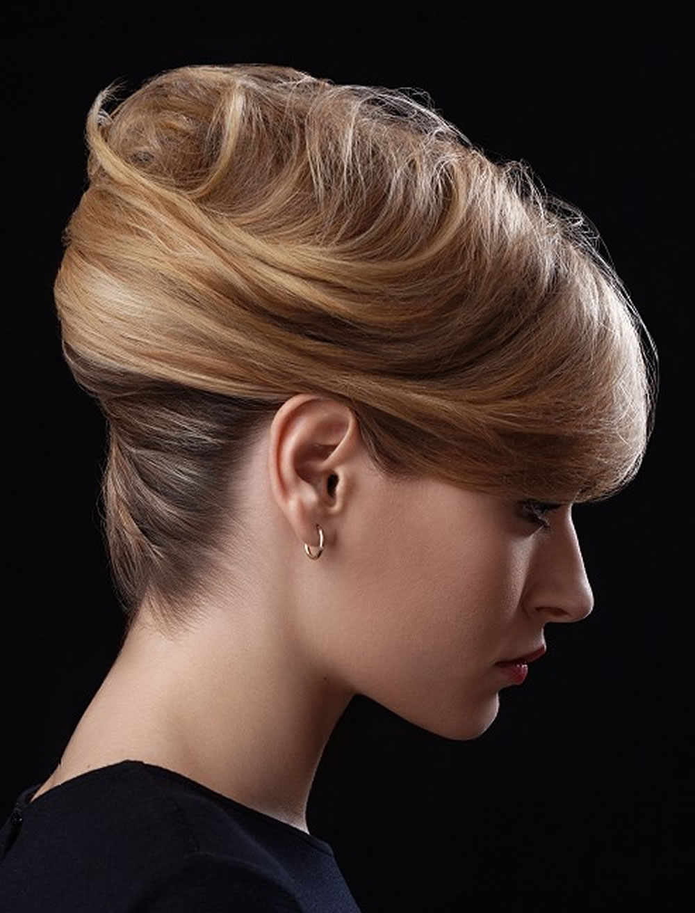 Updo Hairstyles For Round, Square Oval Faces 2018 - 2019 2