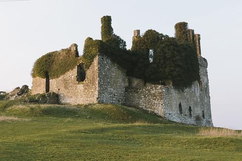 Carbury Castle
