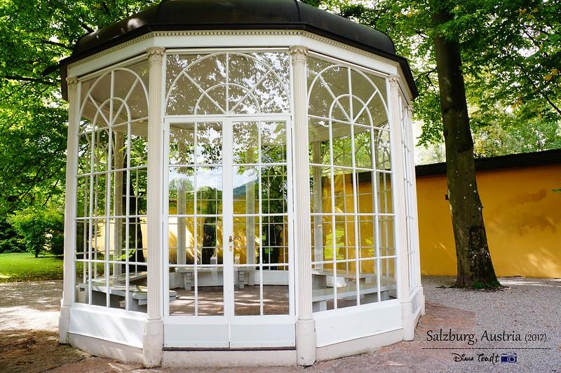 2017 Europe Salzburg 09 Hellbrunn Palace Gazebo