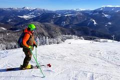 SNOW tour: Donovaly – ruch v údolí, romantika na kopci