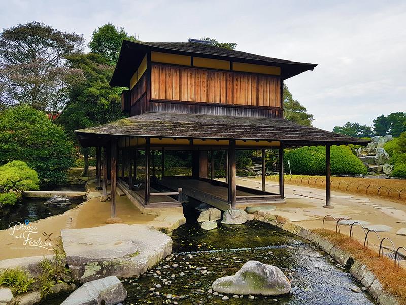 okayama korakuen house