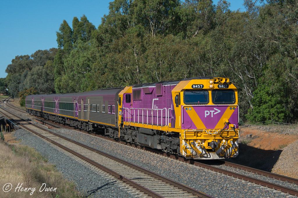 Purple Pass by Henry Owen