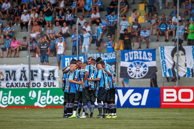 São José x Grêmio 28/01/18 Campeonato Gaúcho