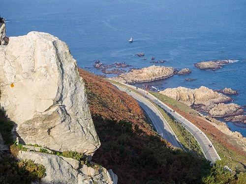 Vértigo. #Coruña #montesanpedro #paseomarítimo #olympus #photography #mar #ocean