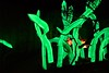 stefan_fotos posted a photo:Magical, lighted animal figures from China, Zoo Halle, Germany.magische-lichterwelten.de/