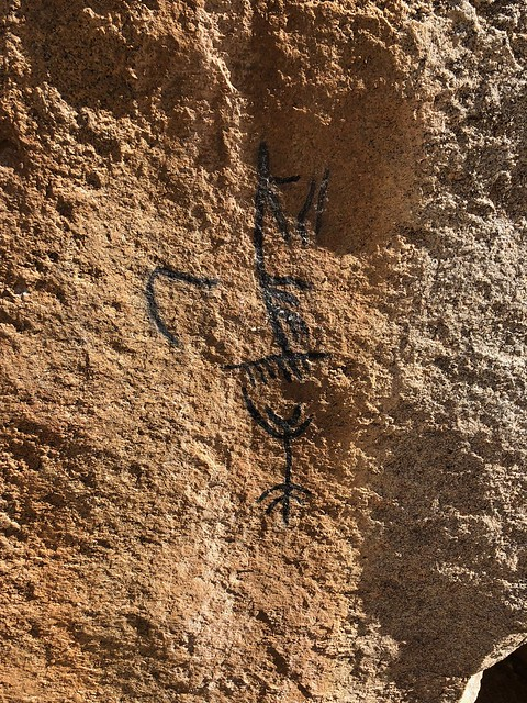 Borrego Springs - pictograph...not sure