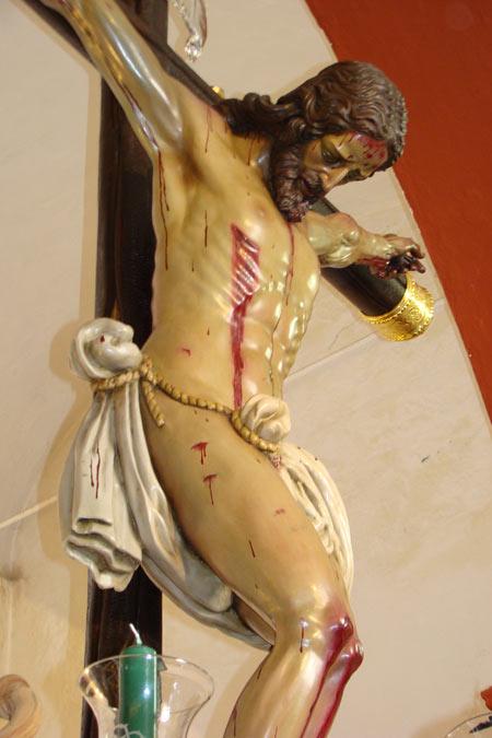 Hermandad de Penitencia y Cofradía de Nazarenos del Santísimo Cristo de la Vera Cruz y María Santísima del Rosario en sus Misterios Dolorosos