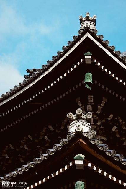 她說旅途若是卷底片 | Kyoto, ver. F1.2  | 17