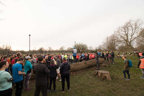 Tooting Common parkrun  Event 102  2nd Birthday