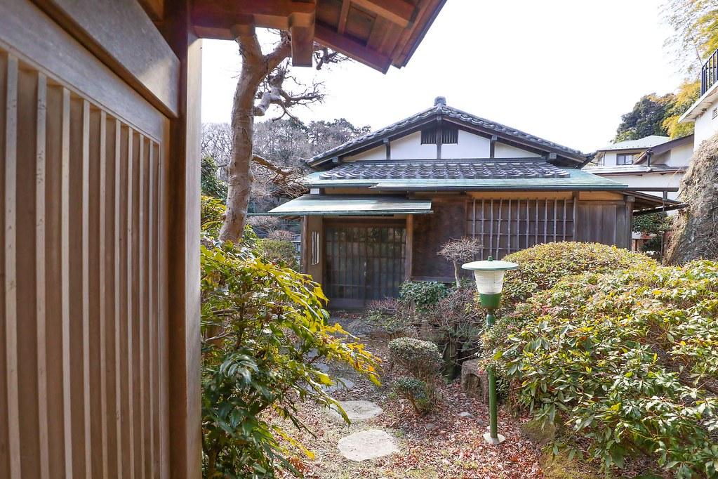 北鎌倉の古民家平屋