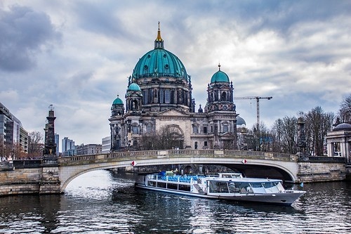Berlin. From Studying Abroad in London: 10 Places Not to Miss Like I Did, Part 1