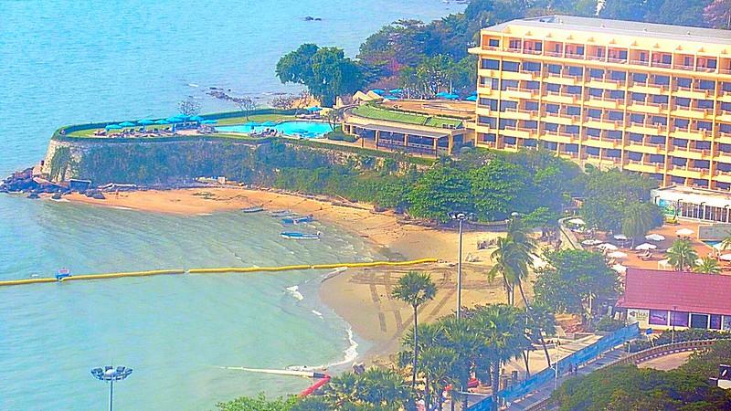 Pattaya Beach Restoration Project
