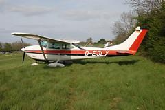 D-EJLY Cessna 182K [182-57879] Popham 020509