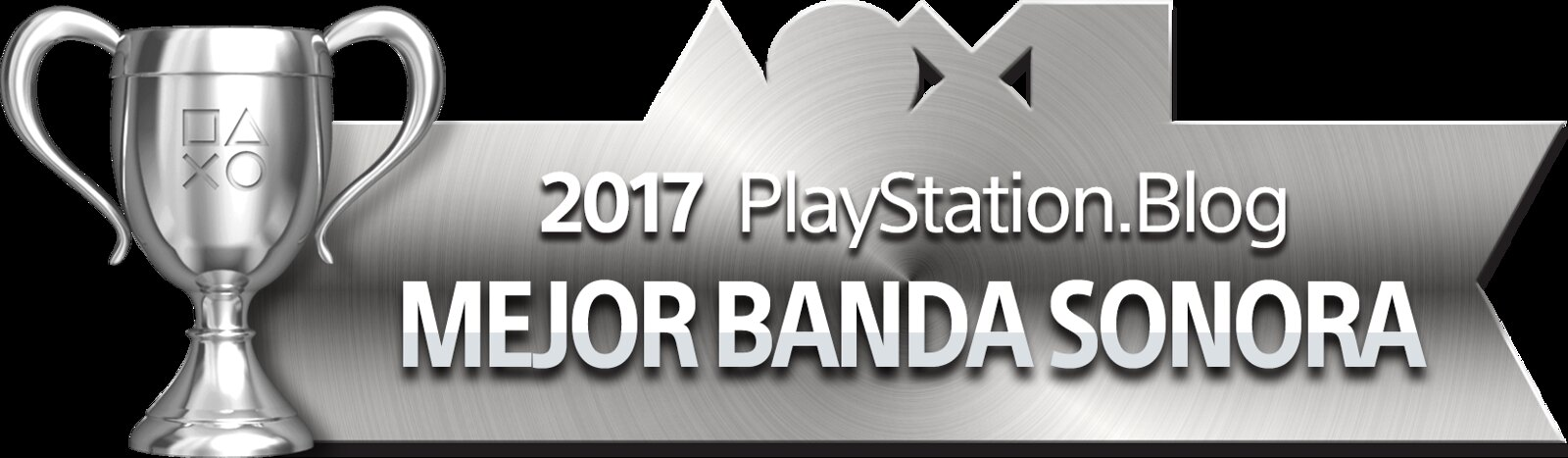 PlayStation Blog Game of the Year 2017 - Best Soundtrack (Silver)
