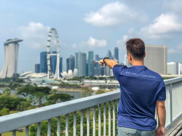District Race Singapore 2018 #weareallexplorers