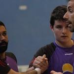 3ª Jornada Lliga Or Masculina de la 7ª Lliga Catalana de Tamborí Indoor 2016