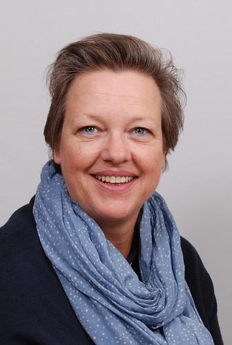 Ingrid Vossen staf administratie