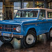 classic car FORD BRONCO