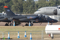 E51 705-AD - E51 - French Air Force - Dassault-Dornier Alpha Jet E - RIAT 2010 Fairford - Steven Gray - IMG_1253