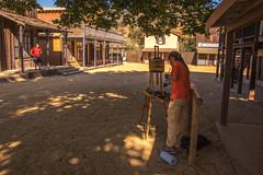 Paramount Ranch Painting