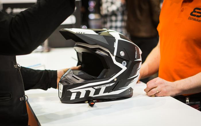 moottoripyörämessut 2018 helsinki mp-messut motocross kypärä eurobiker_