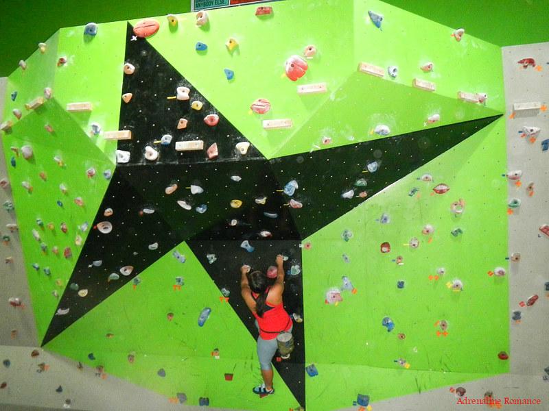 Crossfit Bouldering Wall