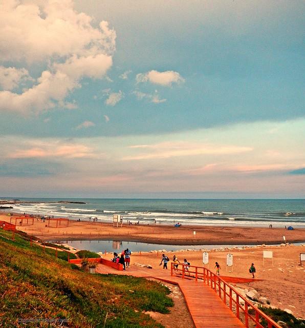 Inexplicablemente, comenzó a llover... Día de playa. Explore 19-02-18