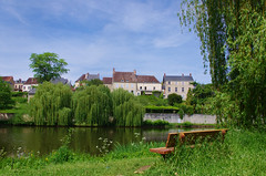 Saint-Gaultier (Indre) - Photo of Thenay