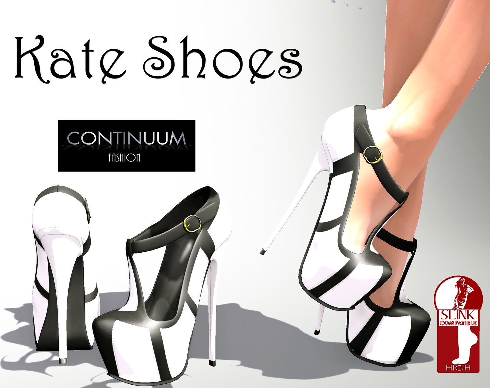 Continuum Kate Shoes