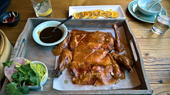Whole Five-Spiced Crispy Duck at Peony Kitchen | Bellevue.com