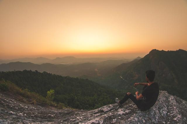 Sunset - Sri Lanka