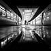 Reflections at Cannon Street Station by Luke Agbaimoni (last rounds)
