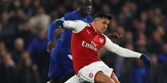 Arsenal Segera Putuskan Nasib Alexis Sanchez