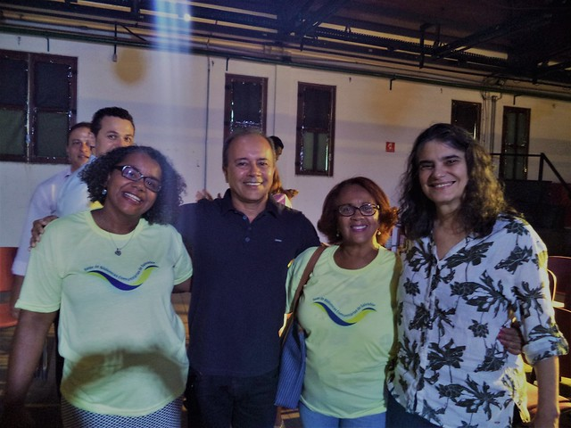 Conselho Municipal de Política Cultural de Salvador 2017 - Posse