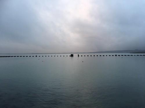 The old rail bridge, Hayling islands