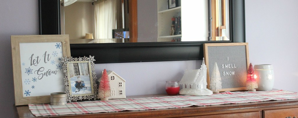 winter hutch vignette