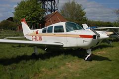 G-BUXN Beech C23 [M-1752] Popham 020509