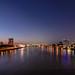 Abendstimung am Rhein