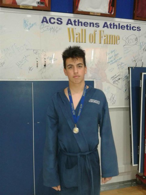 Επιτυχίες των μαθητών στην κολύμβηση και στο τένις