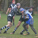 Saddleworth Rangers v Orrell St James 18s 28 Jan 18 -30