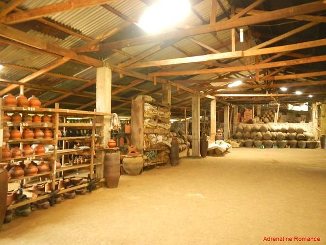 Pagburnayan Pottery Making