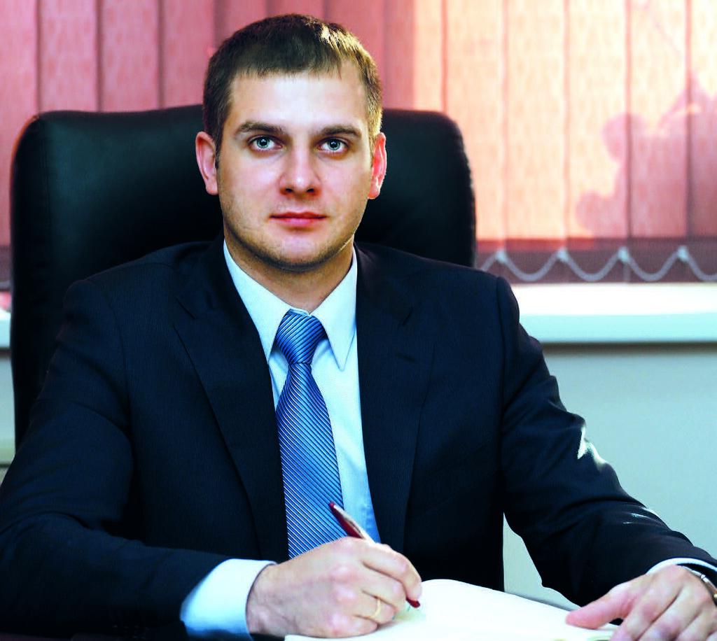 Андрей Подлегаев, директор ООО «Сибгеоресурс»
