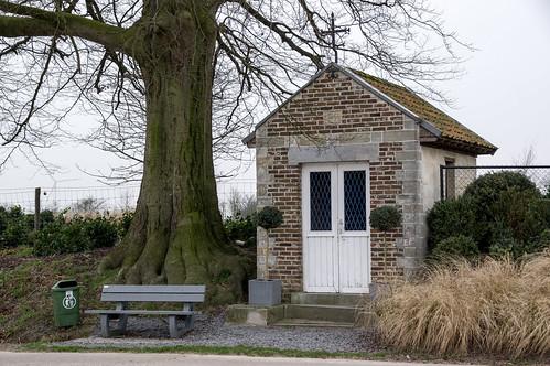Grote-Spouwen, kapel °1744