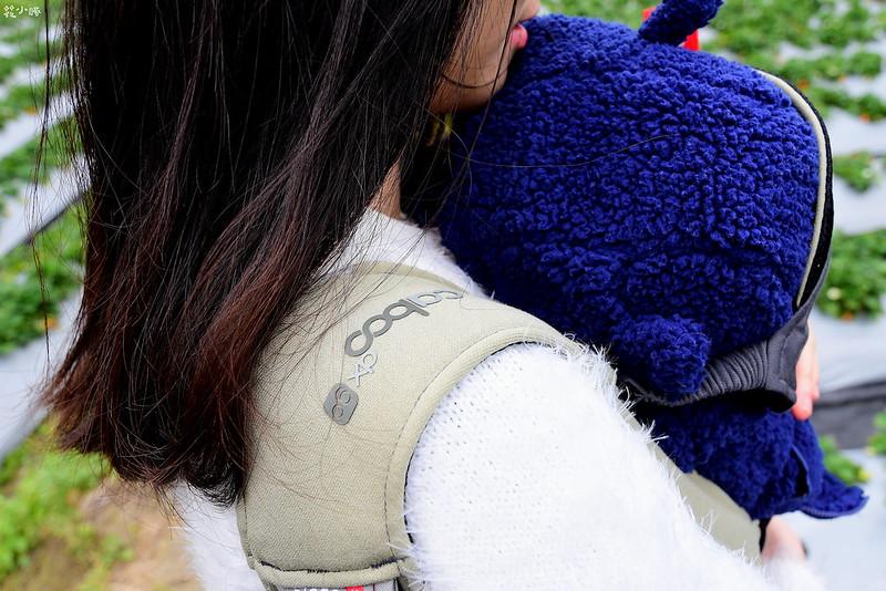 英國Caboo DXgo探索揹巾推薦嬰兒揹巾 (5)
