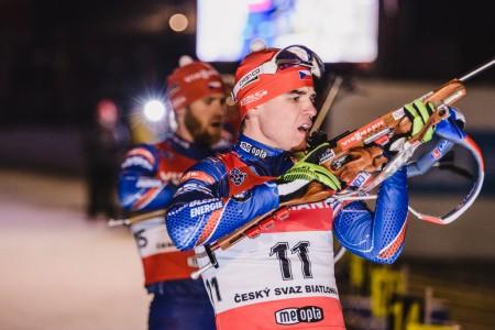 Za dva závodní dny ZOH dvě biatlonové medaile!
