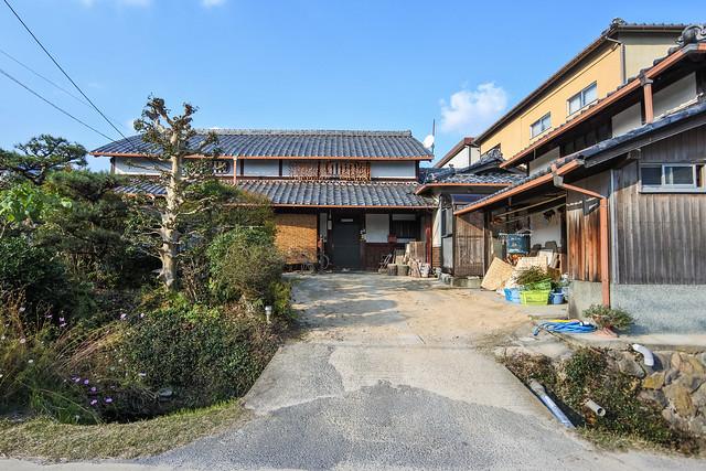 干し柿邸, Nikon 1 J5, 1 NIKKOR VR 6.7-13mm f/3.5-5.6
