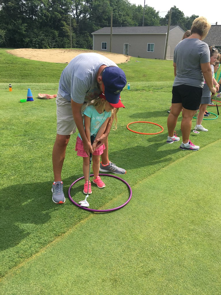 2017 Little Linksters Camp