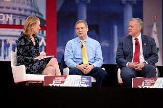 Sarah Westwood, Jim Jordan & Mark Meadows