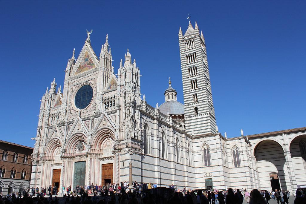Siena Duomo Siena Duomo Siena Cathedral Italian Duomo